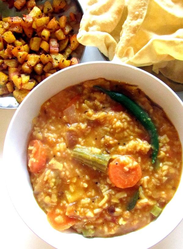 sambar-rice-recipe-south-india