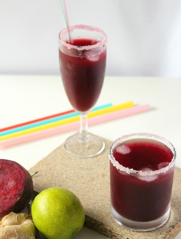 beetroot-ginger-mint-juice-cooler