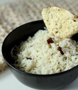 jeera rice-jeera