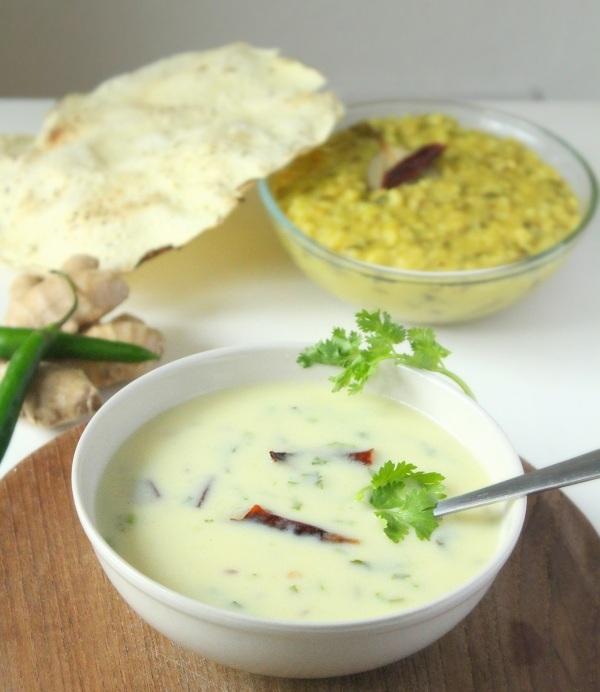 Gujarati Kadhi Recipe Kadhi Recipe How To Make Gujarati