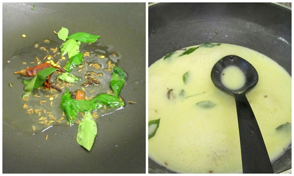 kadhi-recipe-gujarati-kadhi-recipe-tadka-collage