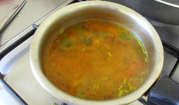 south indian style rasam recipe rasam ready