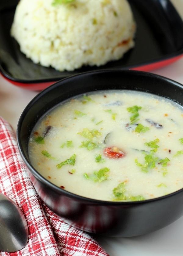 Farali Kadhi Recipe