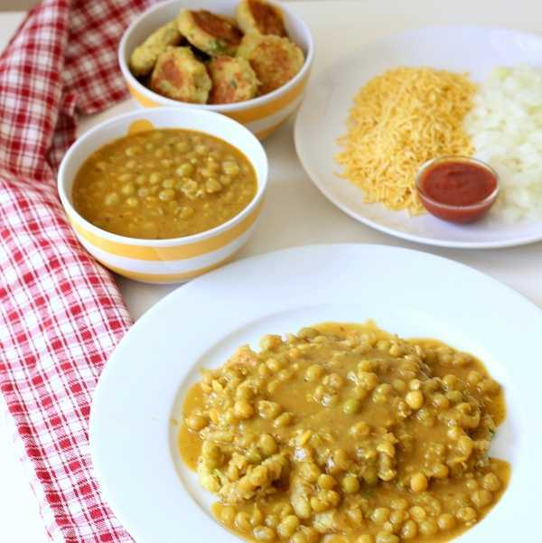 ragda patties recipe add ragda