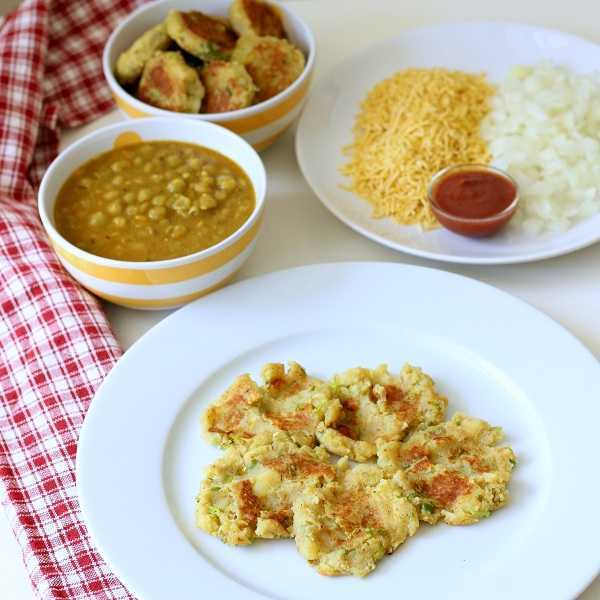 ragda patties recipe aloo pattice chaat
