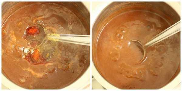 khajur imli chutney recipe add spices