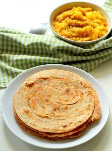 lachha roti recipe masala roti recipe