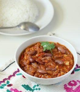 rajma masala recipe punjabi rajma chawal recipe