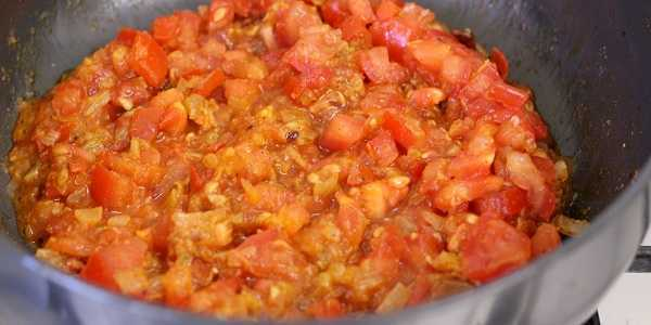 rajma masala recipe tomato puree