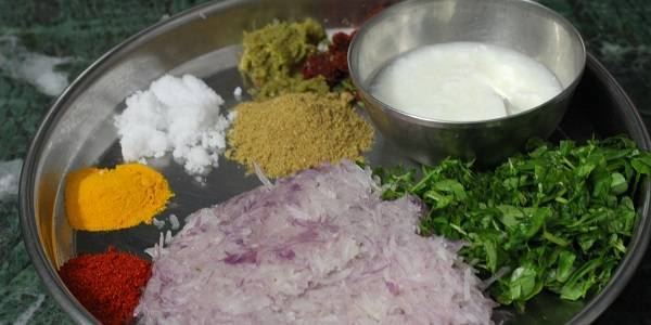 Besan Chilla, Besan Cheela Recipes ingredients
