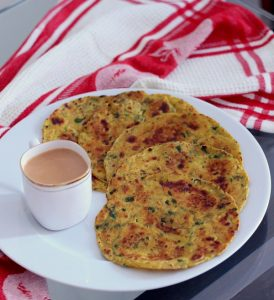 Methi Thepla Recipe how to make methi thepla