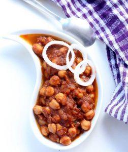 amritsari chole recipe chana masala punjabi