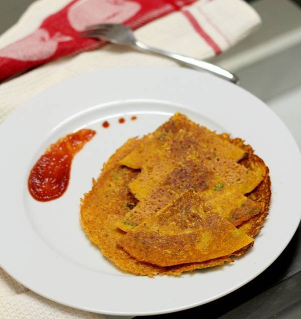 besan ka chilla recipe how to make cheela