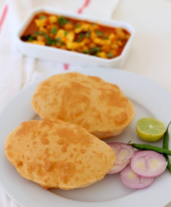 bhature for chole bhature recipe