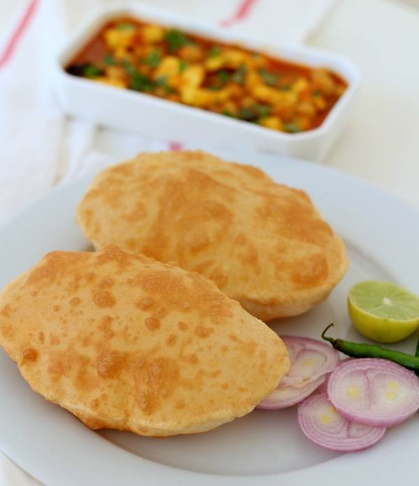 bhature recipe chole bhature