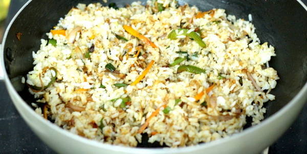 chinese fried rice ready