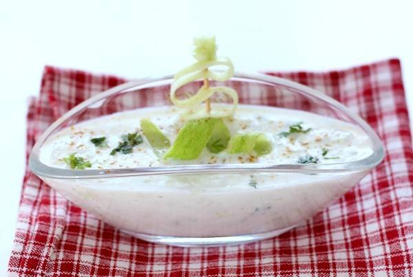 cucumber raita recipe steps