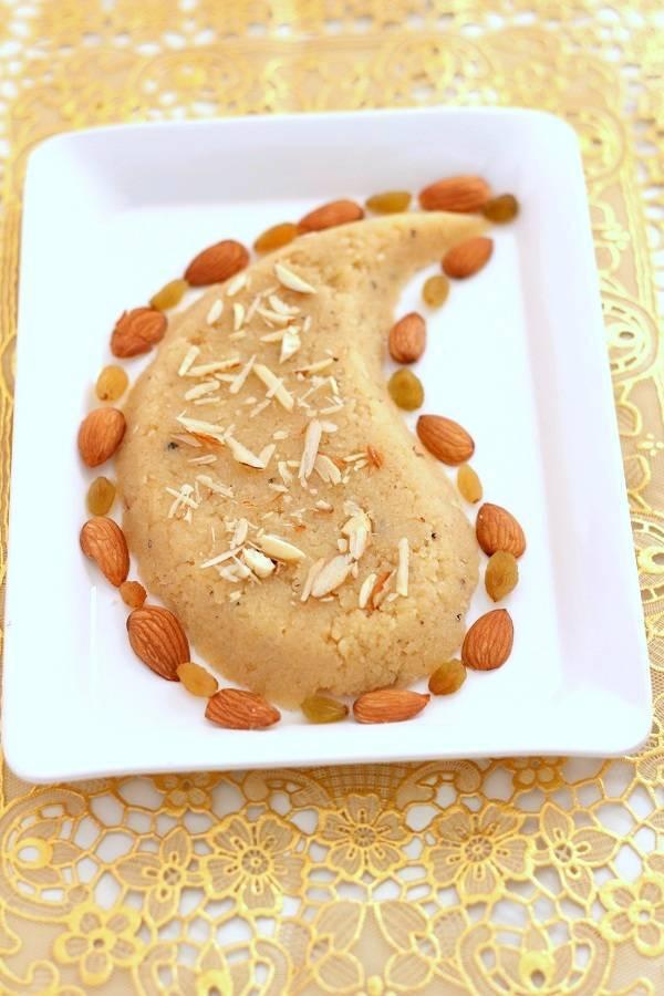 how to make suji halwa