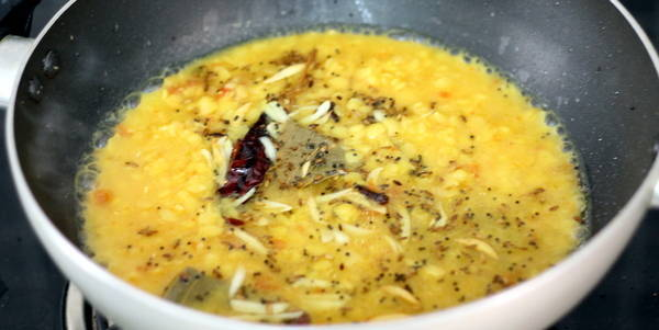 lasuni dal recipe steps garlic daal
