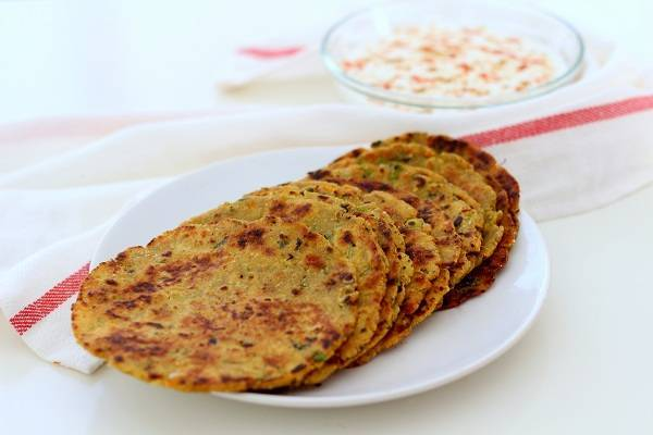 vegetable paratha recipe veg paratha recipe