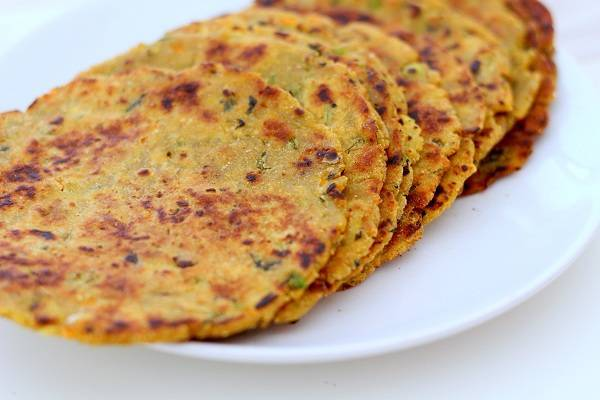 vegetable paratha veg paratha recipe