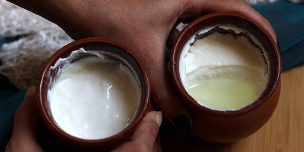 how to avoid forming water in curd  result the next day