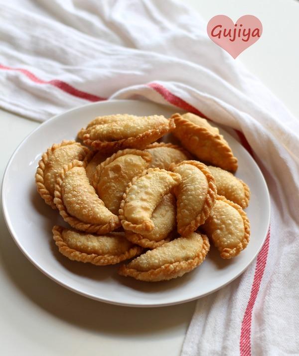 gujiya recipe mawa gujiya khoa gujia steps