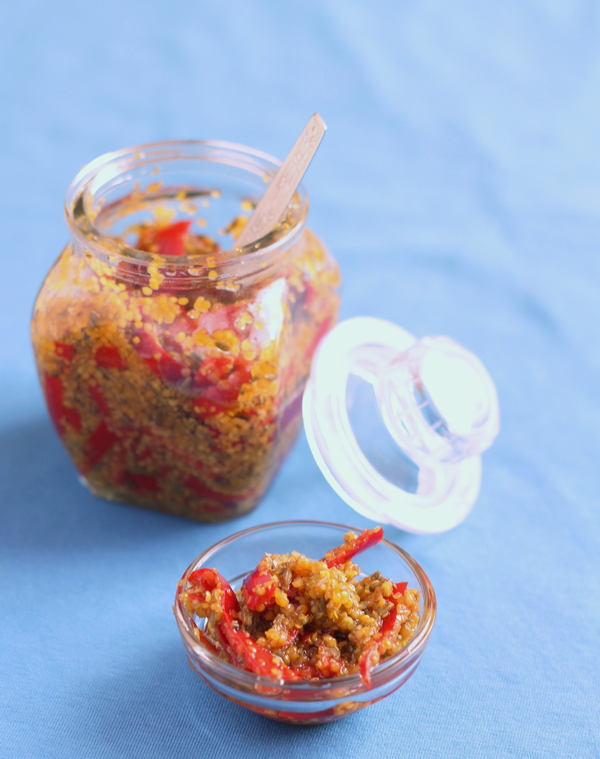 red chilli pickle lal mirch achaar
