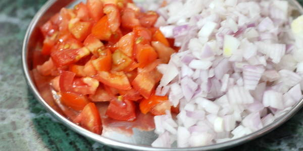 Pav Bhaji Recipe ingredient