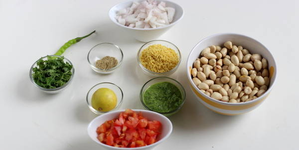 collegian chaat recipe ingredients