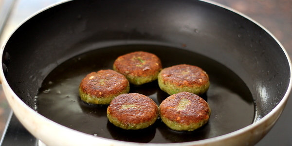 falafel recipe flip other side