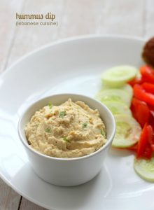 hummus recipe lebanese dip recipe