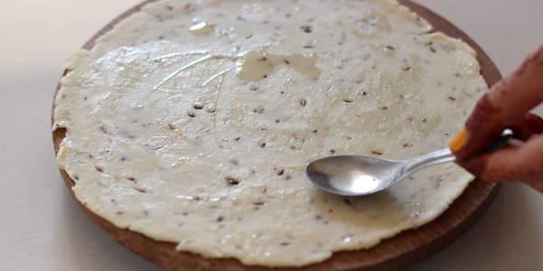farsi puri recipe apply oil
