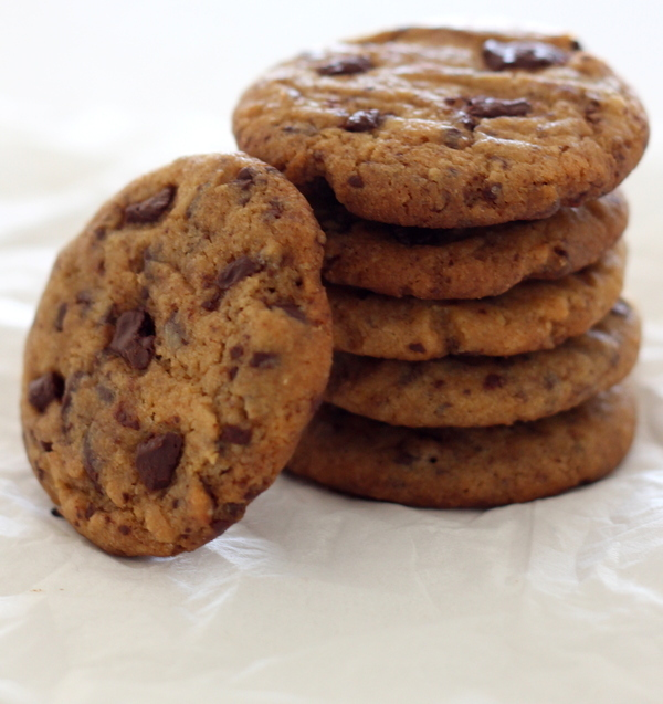 eggless chocolate chips cookie recipe