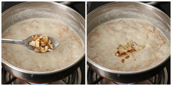 seviyan kheer recipe add dry fruits