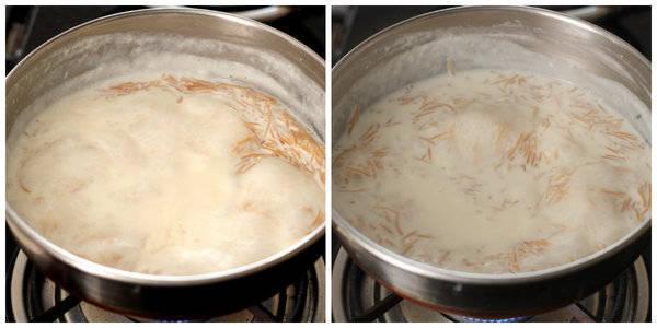 seviyan kheer recipe cooking