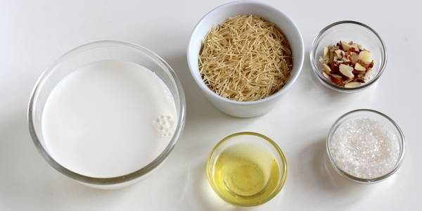 seviyan kheer recipe ingredients