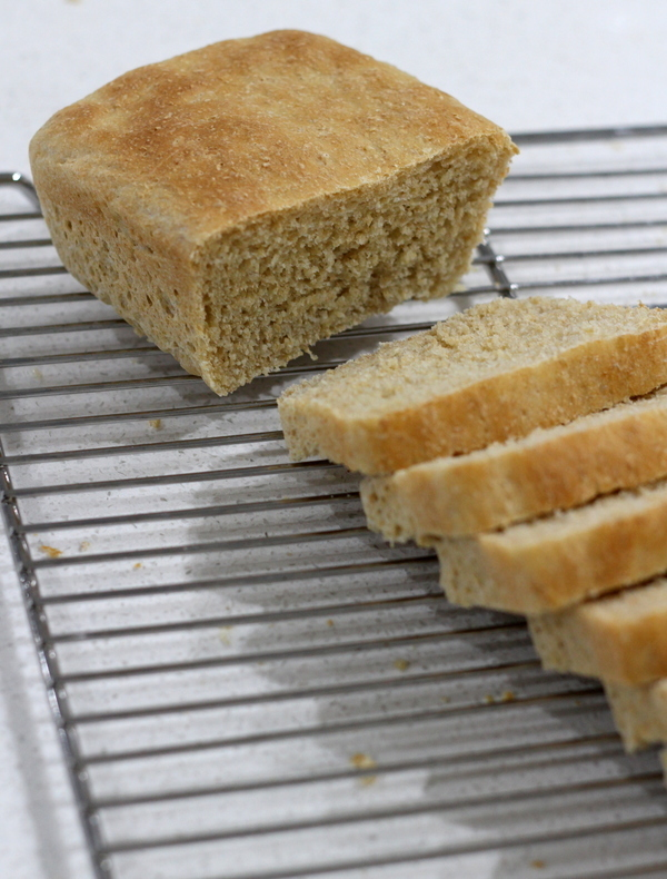 eggless brown bread recipe
