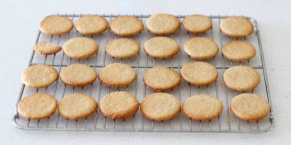eggless whole wheat biscuits afret baking