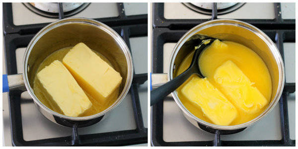 ghee recipe melt butter
