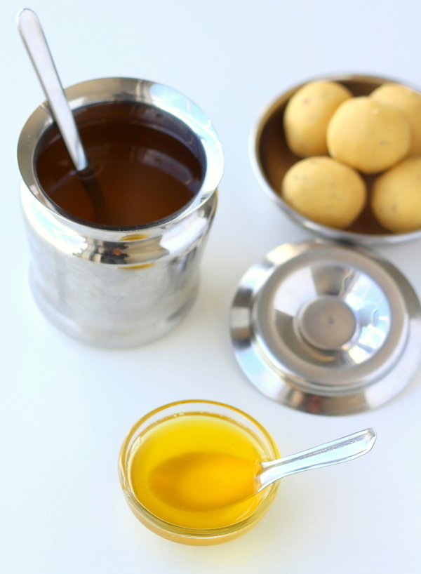 ghee recipe unsalted butter