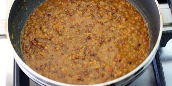 sabut masoor dal recipe let it cook