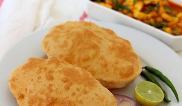 how to make bhature for chole bhature